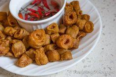 Crispy Bagbagis Recipe