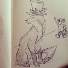Angry Leprechaun - Tricksy Fox