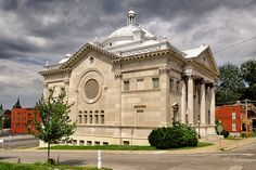 GREAT DOME of Saint Joe ~ Saint Joseph, Missouri USA ~ ©2013 Bob Travaglione ~ Or Zenfolio ~ www.FoToEdge.com ~ www.flickr.com/photos/fotoedge/