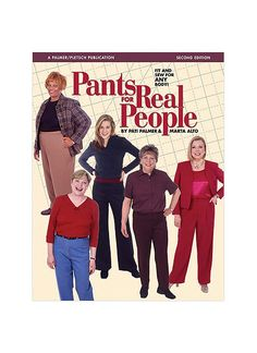 Pants For Real People | McCall's Patterns