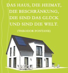 Theodor Fontane über Den Stellenwert Eines Hauses.