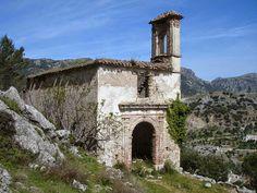 Ermita del Santo de Grazalema en la ruta de los 10 pueblos más bonitos de Cádiz