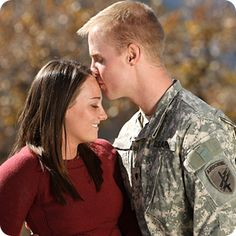 Online dating military officers