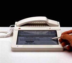Apple 'iPhone' Prototype, 1983