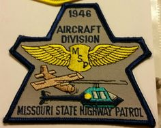 Missouri State Highway Patrol- Aircraft Division