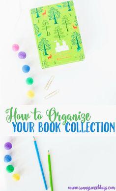 Learn how to organiz