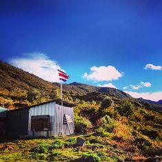 Cerquita del cielo! Cerro Chirripo, Costa Rica, pura vida.
