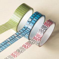 Santa & Co. Designer Washi Tape - by Stampin' Up!