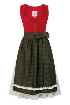 Rot wie Rotkäppchen - ist dieses zauberhafte Samt Dirndl von JAN&INA Trachten.  Jetzt online und im JAN&INA Trachten STORE in München. Elegant, Skater Skirt, Modern, Summer Dresses, Designer, Skirts, Mountain, Shopping, Medium