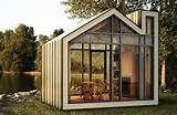 Small Prefabricated 'Bunkie' by 608 Design Studio