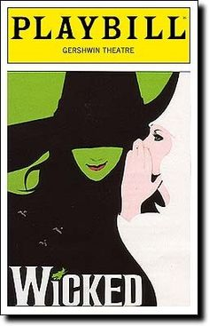 broadway shows i ve seen Wicked