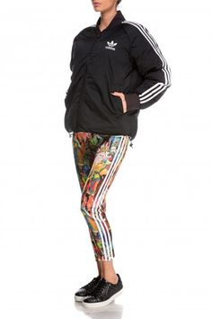 Jacheta Superstar Adidas Originals - Adidas Originals - Femei - Branduri Adidas Originals, The Originals, Adidas Superstar, Burberry, Michael Kors, Sweatpants, Fashion, Moda, Fashion Styles