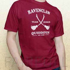 ravenclaw team seeker quidditch est 1092 harry potter shirt tshirt IDAOWH