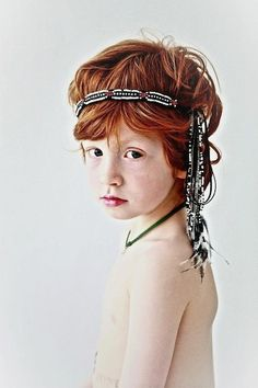 Redhead Kids - How to be a Redhead