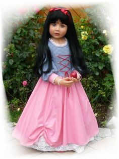 Masterpiece doll Snow White