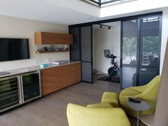 The Sliding Door Company is an ideal place for interior sliding doors & room dividers or glass closet doors. Visit our website to update your home and office! Glass Closet Doors, Sliding Glass Door, Sliding Doors, Sliding Door Company, Door Dividers, Gym Room, Chicago Style, Exercise Equipment, Workout Rooms