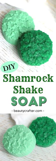 Shamrock Soap, DIY S