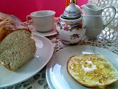Que no te falte un perejil: Pan de Molde a la Miel y Tostadas con Aceite de Oliva Virgen y Miel