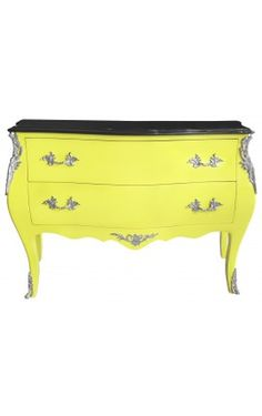 Baroque Style Commode by Royal Art Palace