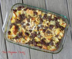 Happy Leap Day! Speaking of holidays, my family always has the same egg casserole, Easy Cheese Souffle, on Christmas morning. [Yes, I know it's February, and I'm talking about Christmas. So what? A...