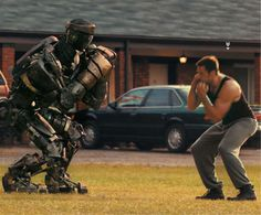 Hugh Jackman, Zombies Vs, Super Movie, 2011 Movies, Fighting Robots, Bionic Woman, Real Steel, Cinema, Ex Machina