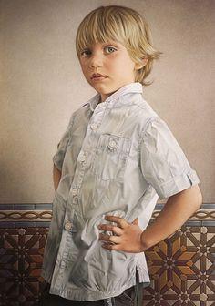 Portrait kinder 55
