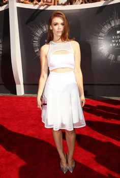Holland Roden – 2014 MTV Video Music Awards in Inglewood