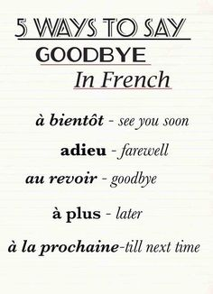 So i pinned this because this my 1st year of french and im not liking it too much!
