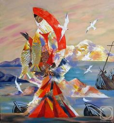 Kagarov MEDAT.  Vuelto Аral Russian Art, Art Gallery, Artist, Artwork, Painting, Art Museum, Work Of Art, Fine Art Gallery, Artists