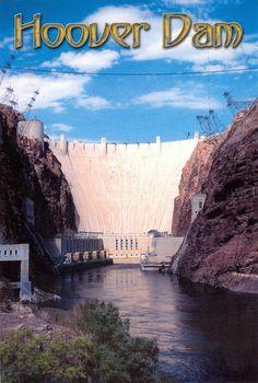 Hoover Dam, NV.  2010.