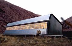 Habitação Experimental na Ilha de Atka / Taller Abierto