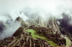 Machu Picchu 1, Peru, 2007