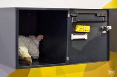 Avec l'objet connecté Domino, La Poste lance un nouveau service postal au CES