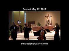 Hornpipe Water Music - Philadelphia String Quartet
