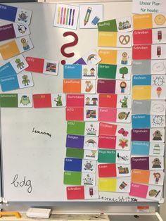 Vorbereitung auf ein neues Schuljahr - ein paar Überlegungen - Frau Locke Religion, Teaching, Kids, Organization, Class Decoration, New School Year, Unit Plan, New Start, Class Room