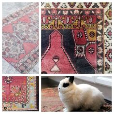 My Sweet Savannah~20% off vintage kilim and oushak rugs through Sept 6th! My favorite store for these vintage beauties!