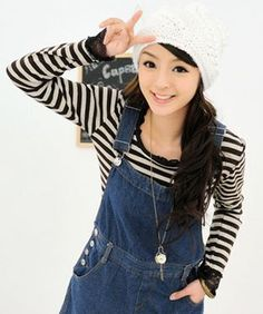 Stripes and hat <3