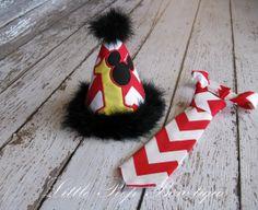 Mickey Mouse Birthday Cake Smash
