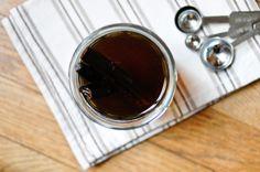Homemade Vanilla Extract Recipe on Chocolate & Zucchini
