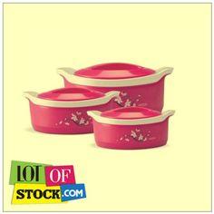 "For casseroles and more, visit Lotofstock today! ""http://goo.gl/UJKVjE"""