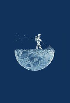 Enkel Dika. Astronaut/Astronauta.