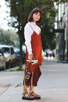 slip dress envy // PITBULLMANSION.COM