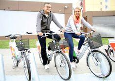 Do końca marca 2016 r. w Lublinie pojawią się 42 nowe stacje Lubelskiego Roweru Miejskiego. Bicycle, Motorcycle, Vehicles, Bike, Bicycle Kick, Bicycles, Motorcycles, Car, Motorbikes