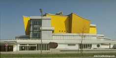 Great Buildings Image - Berlin Philharmonic Hall/Hans Sharoun