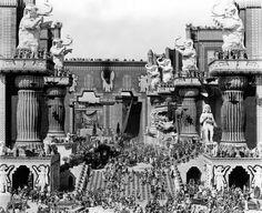 Image result for intolerance 1916 babylon
