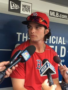 8/1/2016: Red Sox call up Andrew Benintendi from AA. Skipped over AAA.