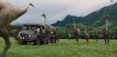 Watch The First Teaser Trailer For Jurassic World Jurassic World, Jurassic Park 1993, Flying Monsters, The Lost World, Falling Kingdoms, Dinosaur Art, The Best Films, Prehistoric Animals, House In The Woods