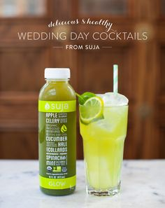 Suja Cocktails