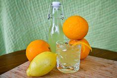 How to Make Homemade Orange Liqueur