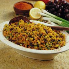 Couscous Salad With California Raisins - Joy of Kosher